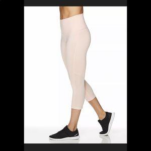*NEW* Reebok women's Capri leggings